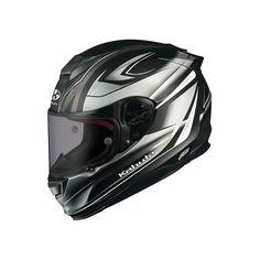 cdc2738a14 Sale on Kabuto Rapid Adult RT-33 Street Bike Racing Motorcycle Helmet 2015  - Motorhelmets