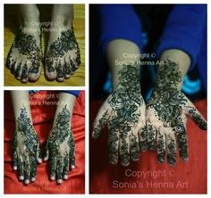 Copyright © Sonia's Henna Art