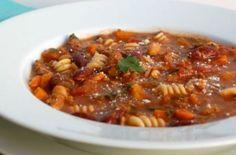 Olive Garden Slow Cooker Pasta Fagioli Recipe - 5 SmartPoints