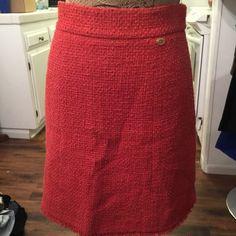 Chanel Skirt @FollowShopHers