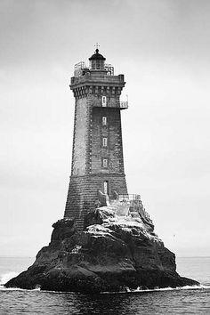 Phare de la Vieille by BreizHorizons, via Flickr #lighthouse