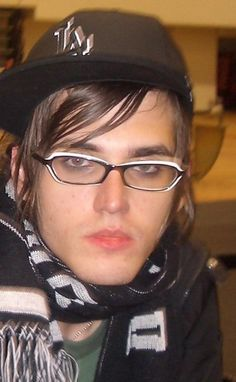 mikey way looking hip