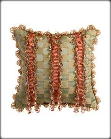 Accent Pillows/Victoria Boudoir from Sweet Dreams - Fine Home Accessories