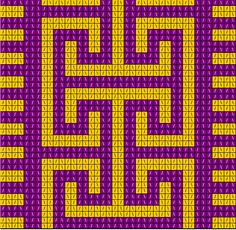 Tablet Weaving Patterns by Bonnie Datta via Wayback machine Card weaving/tablet weaving printed to PDF