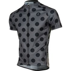 Twin Six King Of The Mountains Jersey - Short-Sleeve - Men's Gray/Black Bike Wear, Cycling Wear, Cycling Shoes, Cycling Jerseys, Bicycle Jerseys, Cycling Outfits, Bike Kit, Bike Style, Sport Wear