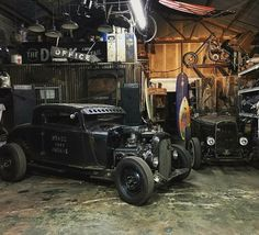 Rat Rod/Hot Rod Check out Facebook and Instagram: @metalroadstudio Very cool!