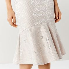 IZZY LACE SKIRT