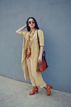Dilek Aspires: REINVENT neutral outfit