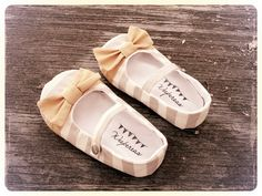 Toddler Soft Soled Shoes, Sizes 5-9, Buttery Grey by weepereas, via Flickr