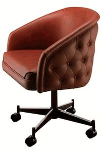 Clark Club Chair  - click image to enlarge