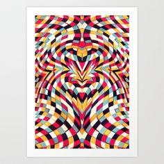 AAXXX Art Print by Danny Ivan - $18.00