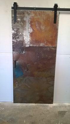 Best Metal Sliding Doors Ideas Pinterest Sliding Door Design - Industrial bathroom doors
