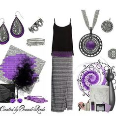 Get pretty in purples with Premier Designs Jewelry! #premierdesigns #pdstyle