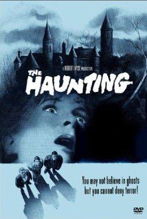 "The Haunting Poster - The absolutely best movie version of Shirley Jackson's ""The Haunting of Hill House"""