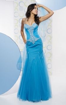 c99597d53e Gorgeous Fabulous Beautiful Satin Beaded Long Prom Dress With Fashion  Design And Great Handwork