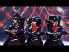 Diversity Final Britains Got Talent - Grand Final HQ HD Original Full 2009