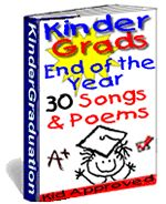 Kindergarten Graduation Songs and Poems E-Book: Songs for Teaching® Educational Children's Music