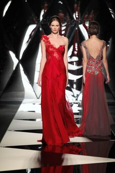 The Mireille Dagher Fall-Winter 2013-14 Haute Couture Collection