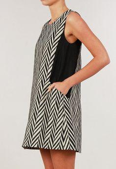 Colette Dress | #mooreaseal