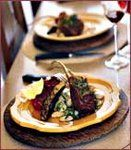 Rack of Lamb with a Mustard and Herb Crust | Food & Wine