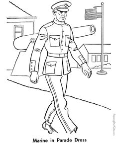 coloring book pages to print | Free marine coloring pages