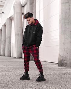 Men Looks, Dope Outfits, Fashion Outfits, Casual Chic, Men Casual, Summer Outfits Men, Mens Clothing Styles, Clothing Ideas, Athleisure Fashion