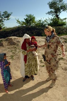 Swedish Military Observer Team Liaison Officer in Afghanistan 2006 Swedish  Army e7b9ccdec