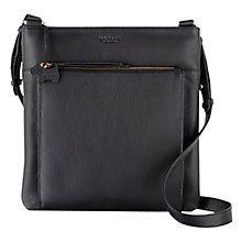 Buy Radley Richmond Large Leather Across Body Bag Online at johnlewis.com