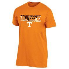 60e4ba94dd Tennessee Volunteers Men's Short Sleeve Core Wordmark T-Shirt - Heather  Xxl, Multicolored Tennessee