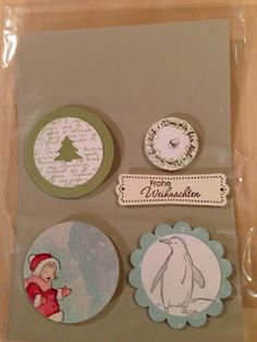 """Heikes Kreativseite: Card Candys zum Thema """" Weihnachten """" Candy Cards, Holiday Cards, Homemade, Stamping, Christmas, Tags, Cards, Home, Christian Christmas Cards"""