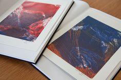 Bootschafft Hoffnung: Ein #Unikatbuch mit Werken von #GertKoch sowie #Aphorismen und #Weisheiten zu den Themen #Sklaverei #Vertreibung und #Flucht Polaroid Film, Communication, True Words
