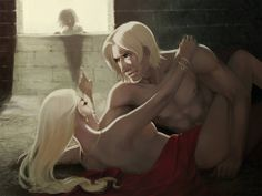 Forbidden Tower by ThuyLTran on DeviantArt Cercei Lannister, Cersei And Jaime, Game Of Thrones Art, Tower, Scene, Songs, Fire, Deviantart, Fictional Characters