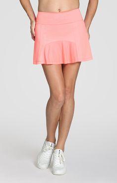 Paxton Skort - Sunrise - Tail Activewear - Women's Tennis Fashion Apparel #ActivewearWomen