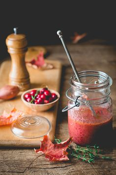 Cranberry Vinagirette