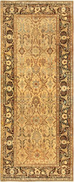 Antique rugs NYC, Antique Bidder Rug from Doris Leslie Blau