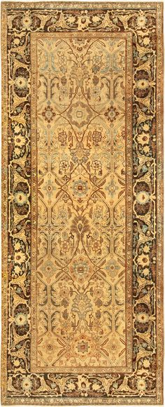 Antique rugs NYC, Antique Bidder Rug from Doris Leslie Blau