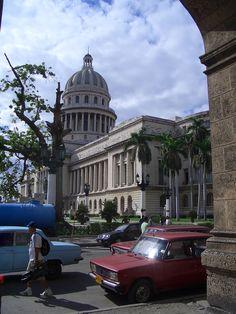 L' Avana  ...a Cuba con viaggiando viaggevolmente