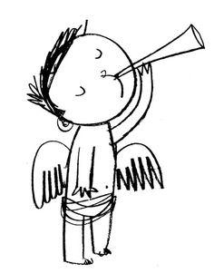 angel, by dermot flynn