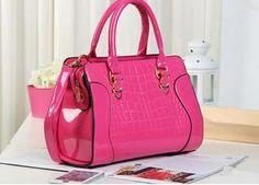 56fae4600 New Arrival Fashion Pure Color All Match Female Handle Bag #ShopSimple  Latest Handbags, Fashion