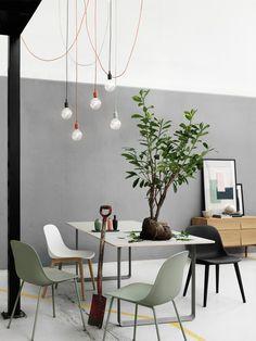 Designerleuchte E27 Von Muuto DesignOrt Onlineshop Skandinavisches Design,  Skandinavisches Wohnzimmer, Pendelleuchte Esstisch, Innenraum