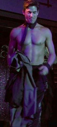 """Matt Bomer in """"Magic Mike"""" with the tear away outfit ;)"""