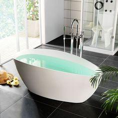 bathroom Bathroom Flooring Decorating Ideas With Elegant Design Black Ceramic Floor Beautiful Bathtub Design Big Faucet Shower Room Bathroom Flooring Decorating Ideas With Elegant Design