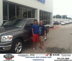#HappyBirthday to Richard Baker from  Joe Koubek at Huffines Chrysler Jeep Dodge Ram Lewisville!