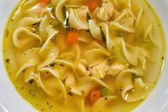 Kari Jo Cooks: Home made chicken noodle soup