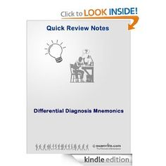 75 facts you need to know for the nclex pn exam future career 3 differential diagnosis mnemonics kindle edition download thousands of study aids and notes at fandeluxe Image collections