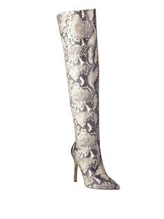 Naddy Over-the-Knee Boots