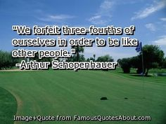 Quote of the Day: Arthur Shopenhauer