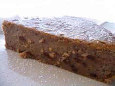 Ricetta Torta di castagne all'emiliana