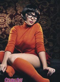 Model: Maria Ramos - Character: Velma - Photography: Digital Asylum Studios