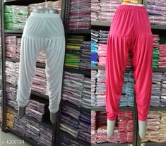 Ethnic Bottomwear - Patiala Pants  Trendy Stylish Cotton Women Patiala Pants Combo Fabric: Viscose Waist Size: XL - 34 in  XXL - 36 in Length:  XL - Up To 40 in XXL - Up To 41 in Type: Stitched Description: It Has 2 Piece Of Women's Patiala Pant Pattern: Solid Country of Origin: India Sizes Available: 32, 34, 36, 38, 40   Catalog Rating: ★3.9 (245)  Catalog Name: Trendy Stylish Cotton Women Patiala Pants Combo CatalogID_599535 C74-SC1018 Code: 833-4200734-108